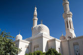 Mosque in Abu Dhabi — Stockfoto