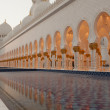 The white mosque — Stockfoto