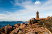 The lighthouse — Stock Photo