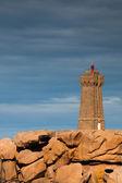 An der küste granit — Stockfoto
