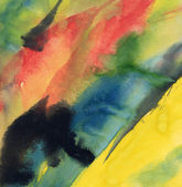 Plamy farby — Zdjęcie stockowe