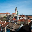 Cesky Krumlov, Czech Republic — Stock Photo #10565347