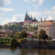 View on the Prague, Czech Republic - Foto de Stock