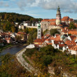 Cesky Krumlov, Czech Republic — Stock Photo #8340526