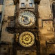 Prague Astronomical Clock — Stock Photo #8340542
