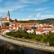 Cesky Krumlov, Czech Republic — Stock Photo #8340573