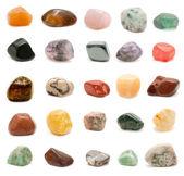 Semiprecious gemstones — Stock Photo