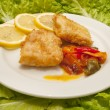 Roman hake - Stock Photo