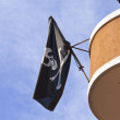 Jolly roger — Stock Photo