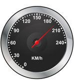 Odometer — Stock Vector