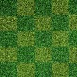 Artificial green grass texture — Stok fotoğraf