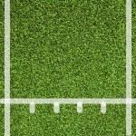 Line sport Artificial green grass texture — Stock Photo