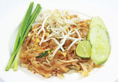 Pad Thai — Foto Stock