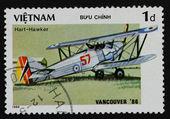 Vietnam aircraft — 图库照片