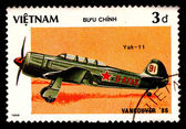 Vietnam aircraft — Stock Photo