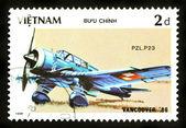 Vietnam aircraft — Stock Photo