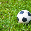 Soccer ball — Stock Photo #9734741