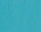 蓝色皮革 — 图库照片