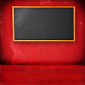 Tom blackboard — Stockfoto