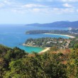 Landscape Phuket view point — Foto de stock #9771543