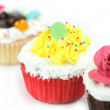 Cup cake — Stock Photo #9773706