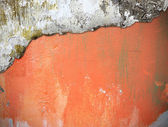 Aged cement wall — Stok fotoğraf