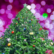 Christmas tree — Stock Photo #9816364