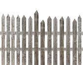 Trä staket — Stockfoto