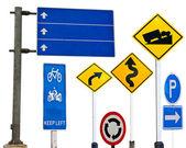 Traffic sign — Stock Photo