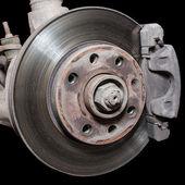 Brake disk — Stock Photo