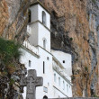 Monastery of Ostrog - Stock Photo