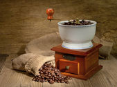 Coffee mill — Stock Photo