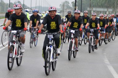 Pekan Royal Town Ride 2011