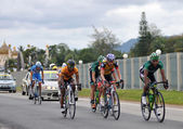 Le Tour de Langkawi 2012 — Stock Photo