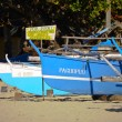 Boats for rent - Stock Photo