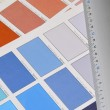 Color chart — Stock Photo #8337754