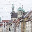 Stock Photo: Augsburg City