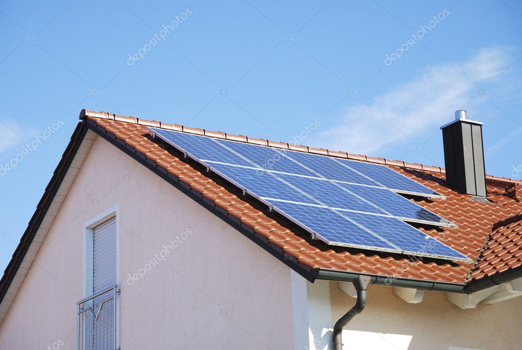 屋顶光伏发电系统与