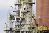 Oil Refinery — Photo