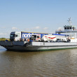 Ferry boat — Stock Photo #8098394