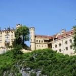 Замок Хоэншвангау — Стоковое фото