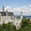 Neuschwanstein Castle — Stock Photo #8224758