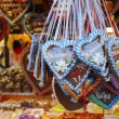 Oktoberfest hearts - Stock Photo