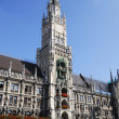 Marienplatz in Munich — Stock Photo #8225080