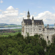 Neuschwanstein Castle — Stock Photo #8239666