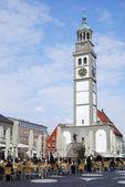 Augsburg — Stockfoto