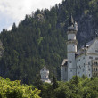 Stock Photo: Neuschwanstein Castle