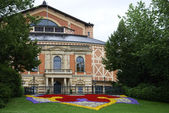 Richard Wagner Opera house — Stockfoto