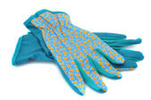 Gardening gloves — Stock Photo