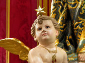 Ein engel namens maria — Stockfoto